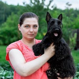 Анна Черкасова
